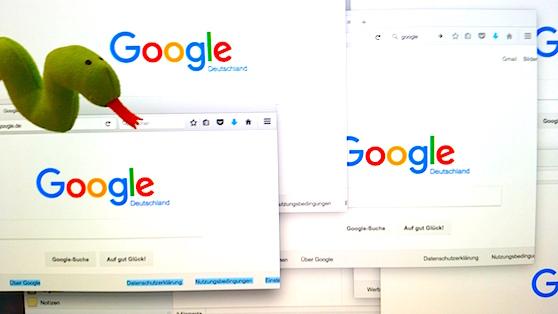 Google Verfuehrung