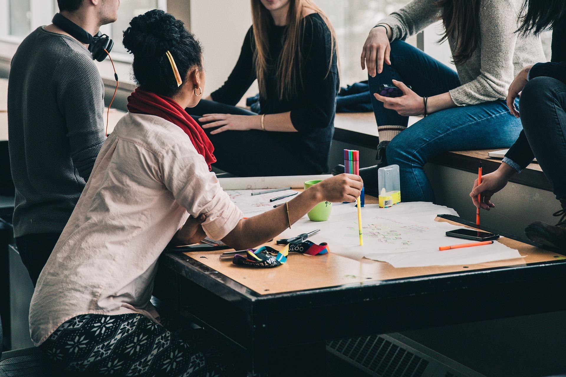 Gruppenarbeit im Studium: Probleme sind vorprogrammiert