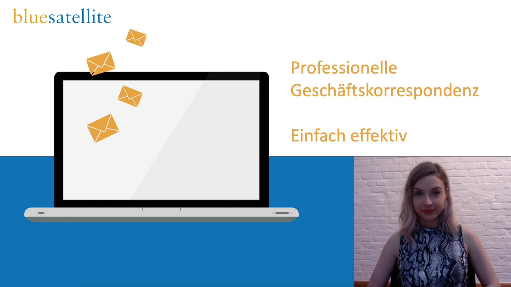 E-Mail und Geschäftsbriefe effizient texten – Online-Kurs